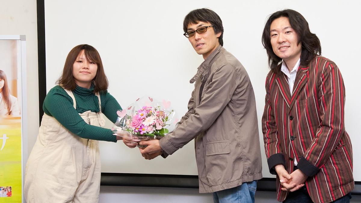 熊澤尚人監督が語る、映画『君に届け』ができるまで5