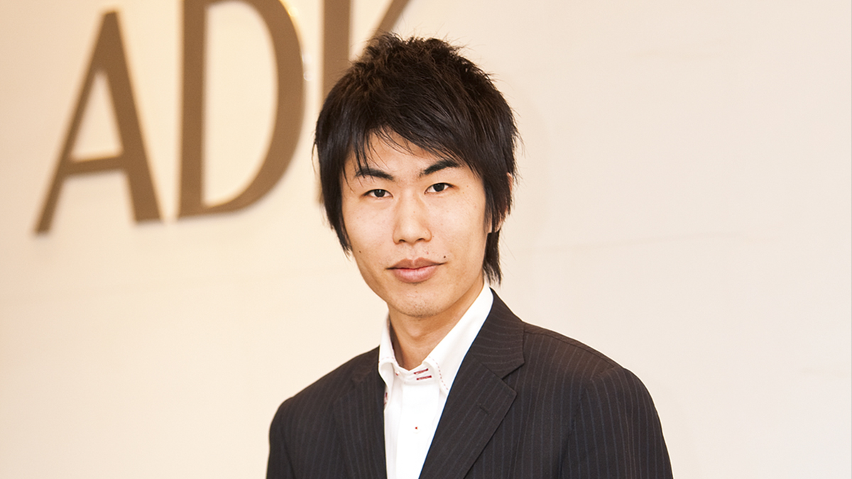 小塚 仁篤さん