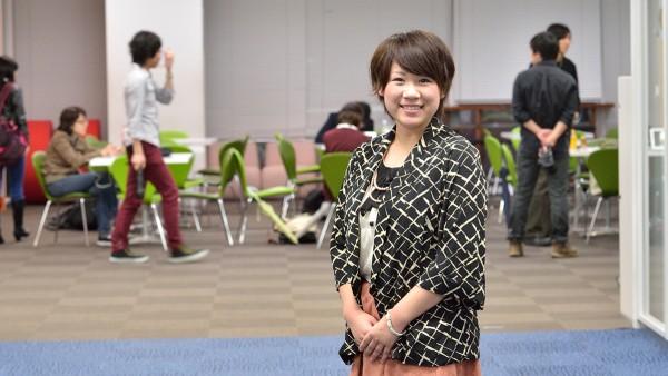 谷嶋 佑里恵さん