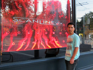 Scanline VFX村上勝和氏による 海外でCG/VFXアーティストになるためのセミナー