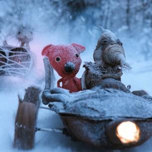 映画「クーキー」公開前記念講座  パペット映画の新たな挑戦、 チェコ映画『クーキー』のメイキングを徹底解説!