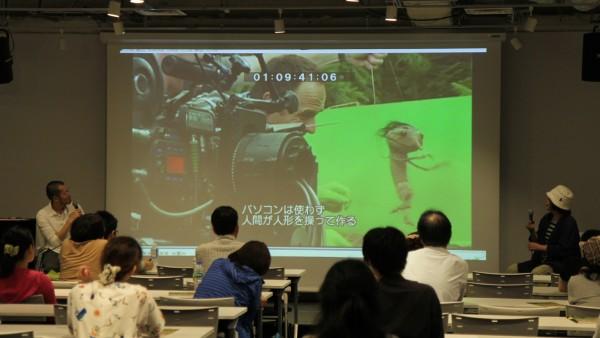 【開催レポート】映画「クーキー」公開前記念講座  パペット映画の新たな挑戦、 チェコ映画『クーキー』のメイキングを徹底解説!