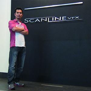 ScanlineVFX 村上勝和氏による海外でCG/VFXアーティストになるためのセミナー