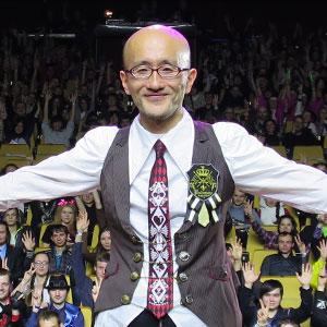 公開講座 日本文化の何が世界でウケるのか?~文化外交活動を通して見えた世界の中の日本~
