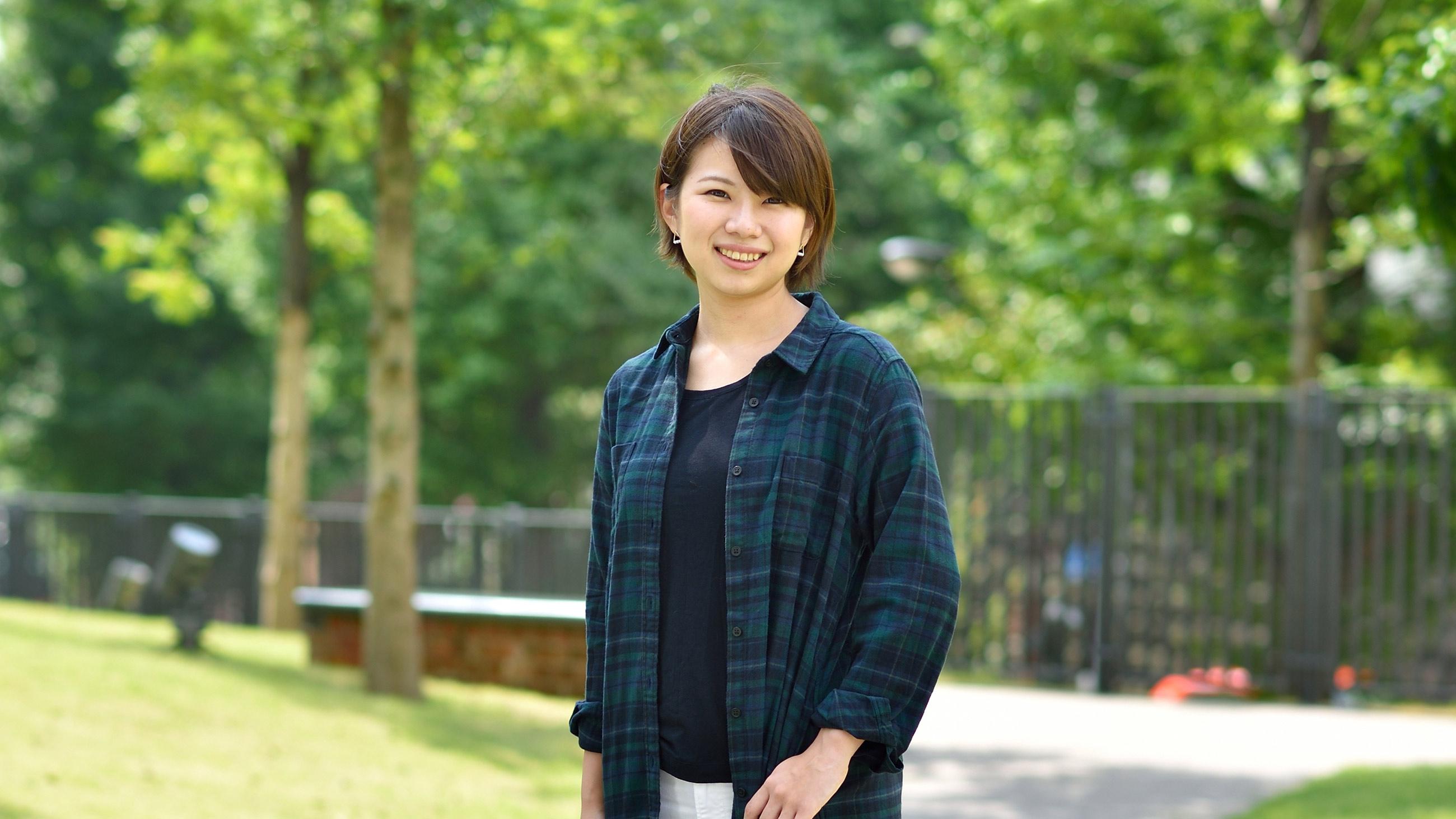 髙栁 綾 さん