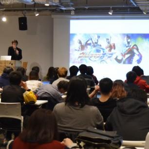 【開催レポート】特撮脚本家小林雄次が語る世界で評価される日本の特撮作品の発想法