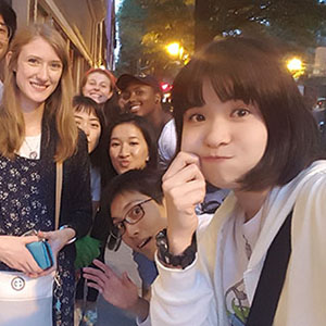 VCU研修 英語ができない不安より行ったことのない場所に行ける楽しみの方が勝っていました