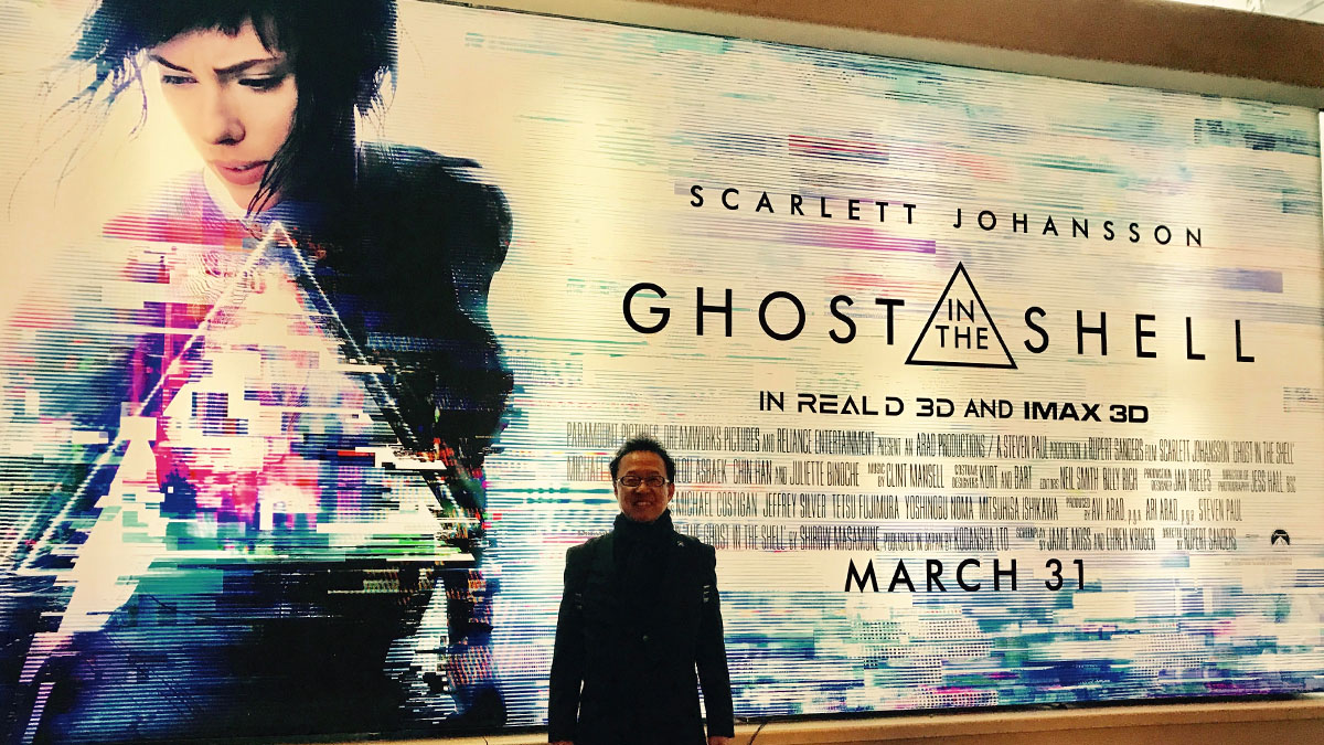 ゴースト・イン・ザ・シェルに見る  日本のIP(知的財産)を基にしたハリウッドでの映画製作の意義と将来性