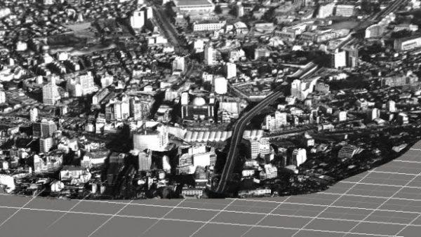「1964 SHIBUYA VR」プロジェクトにデジタルハリウッド大学が制作協力