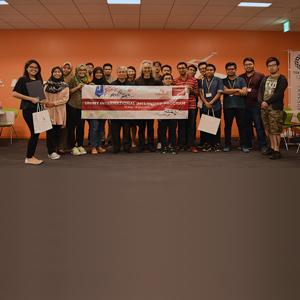 UniMy学生来校  3週間のカスタムメイド・プログラムを受講