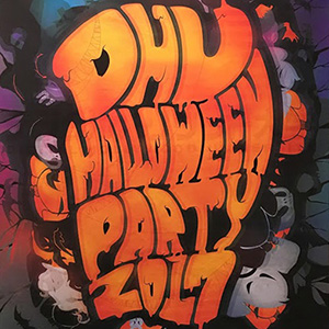 DHU HALLOWEEN PARTY 2017