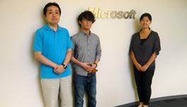 日本マイクロソフト社様のウェブカメラ「LifeCam Studio」のCMを制作