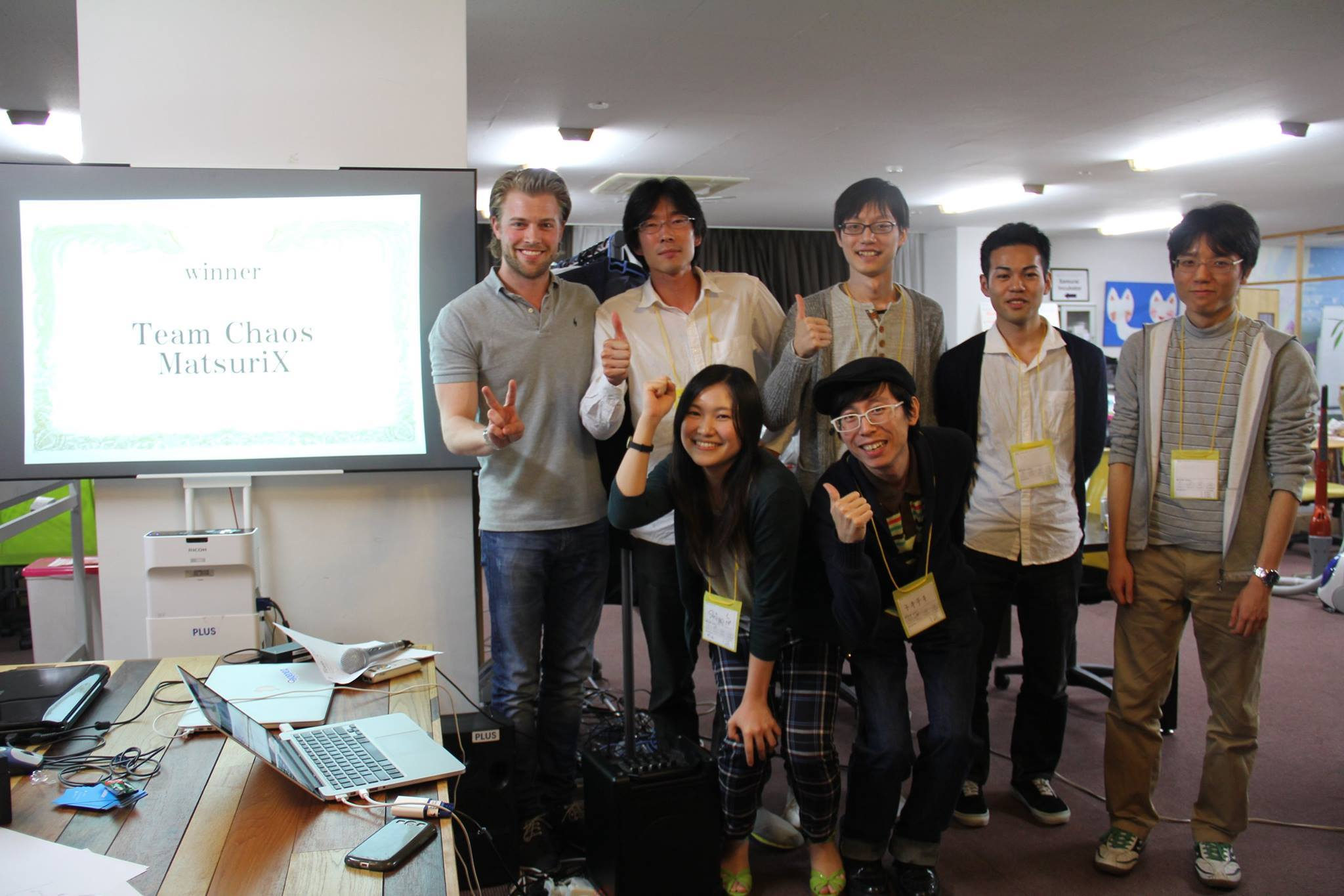オープン投資プラットフォーム「tradable」によるハッカソンにて本学学生参加チームが優勝しました