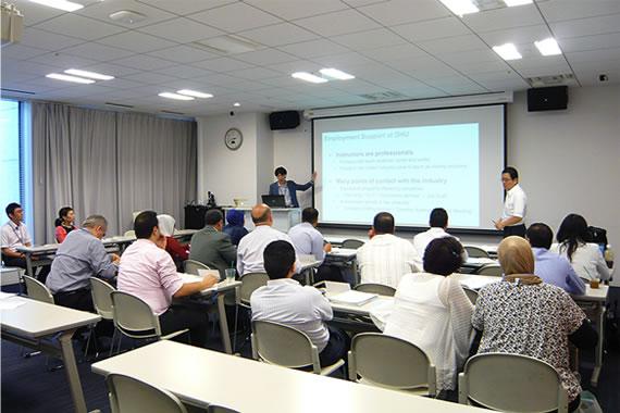 JICAヨルダン国別研修「大学生のキャリアサポート」を本学内で開催