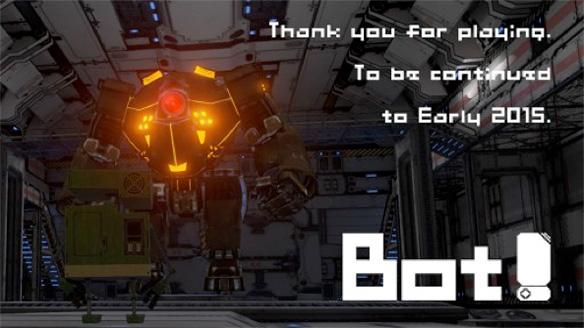 卒業制作のSi-Fiスニーキングアクション『Bot!』PS4で配信決定