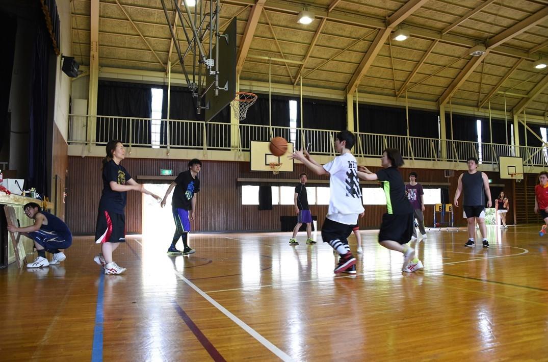 ピアサポーター 八王子キャンパスにてスポーツ大会開催