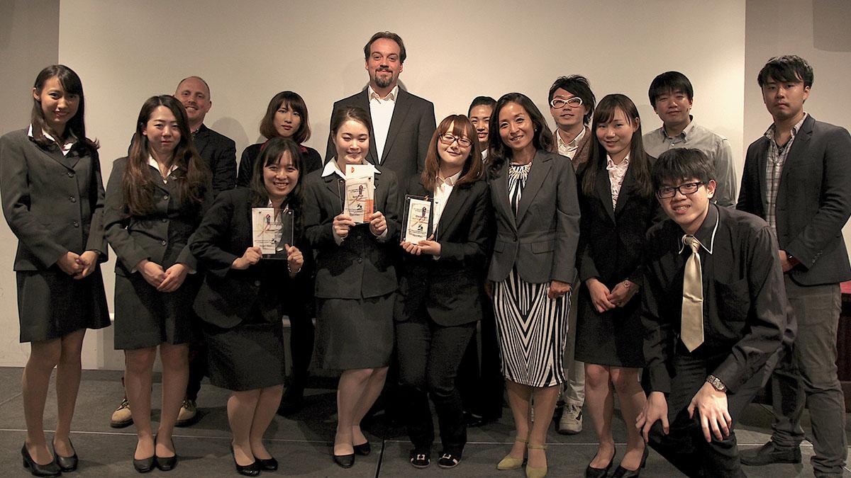 第8回 English Speech Contest 開催報告