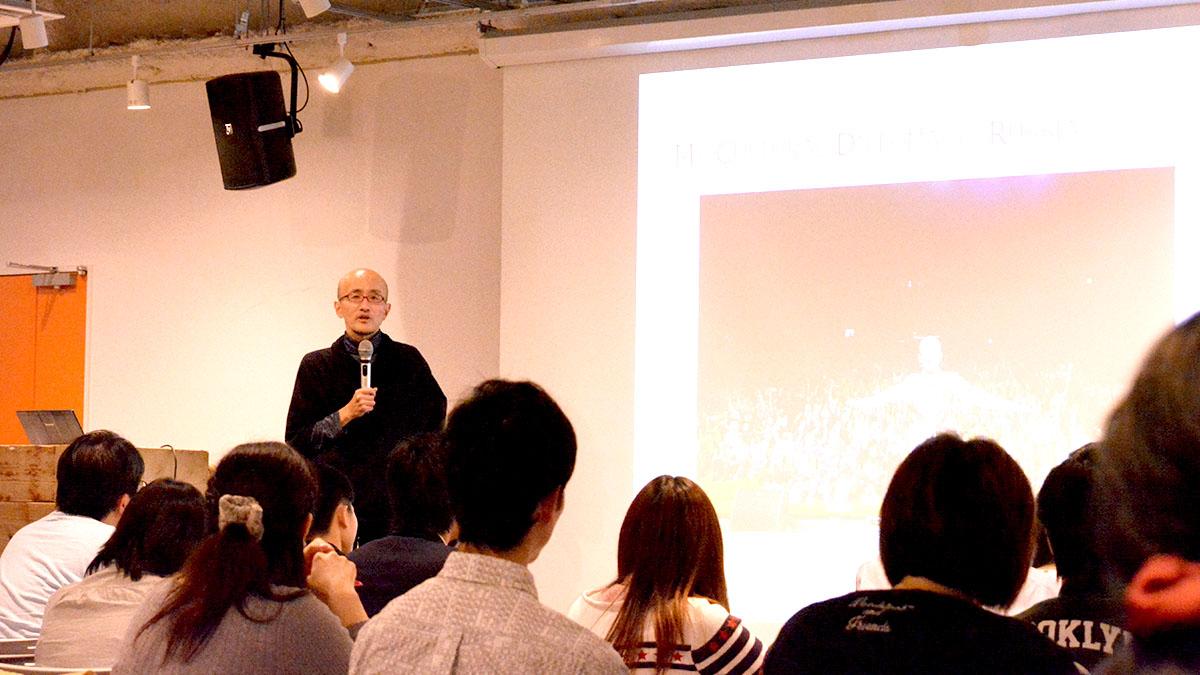 【開催レポート】日本文化の何が世界でウケるのか? ~文化外交活動を通して見えた世界の中の日本~
