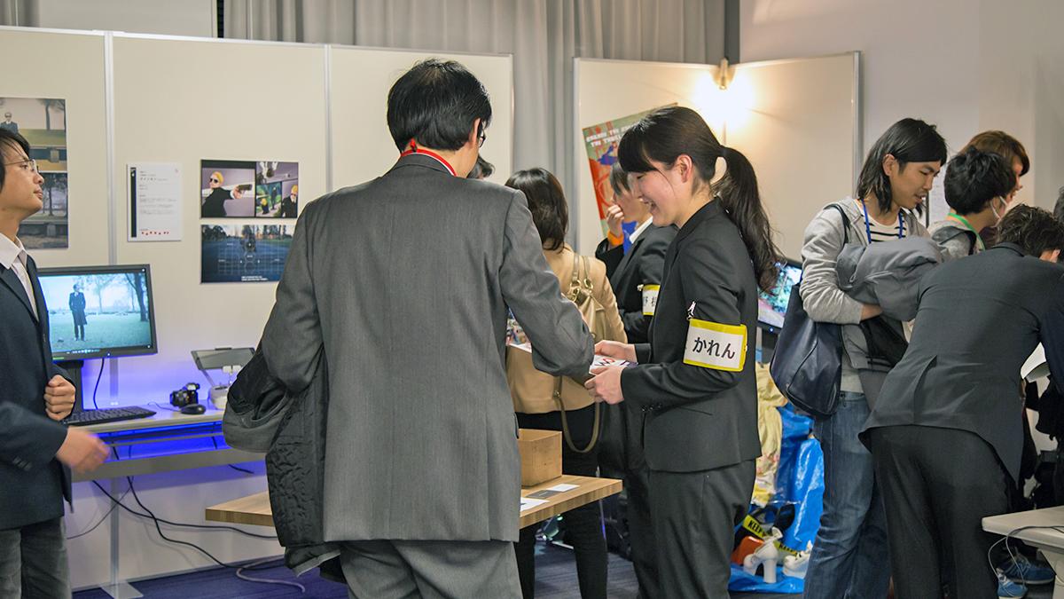 就職イベント スカウトミーティング開催