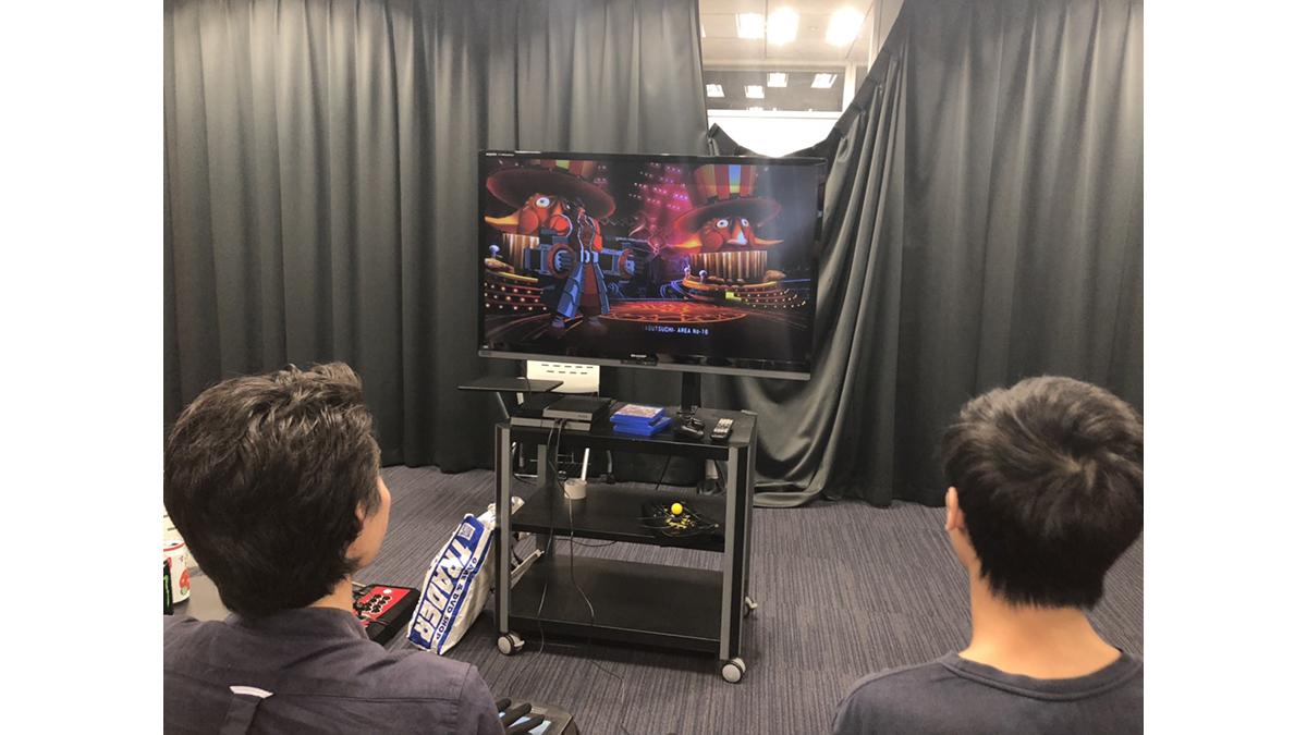 e-sports格闘ゲームサークル